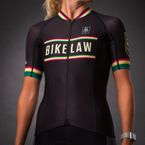 Women's Contender 2 Bike Law Cycling Jersey