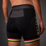 Contender Women's Aero Triathlon Short - Bike Law Collection