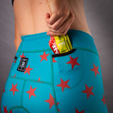 Women's Patriot 3 Contender Aero Triathon Short - Riviera
