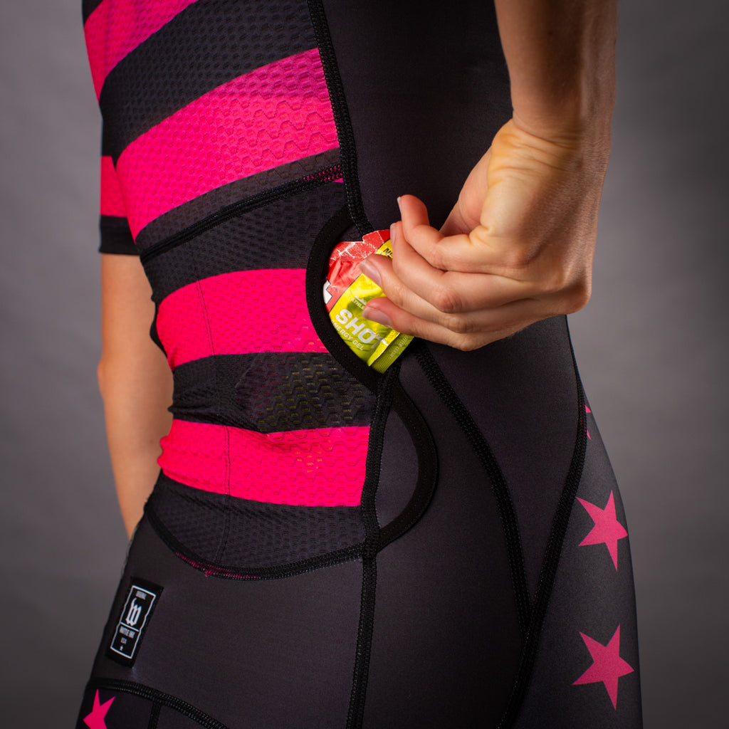 Women's Patriot 3 Contender Speedsuit - Hottie