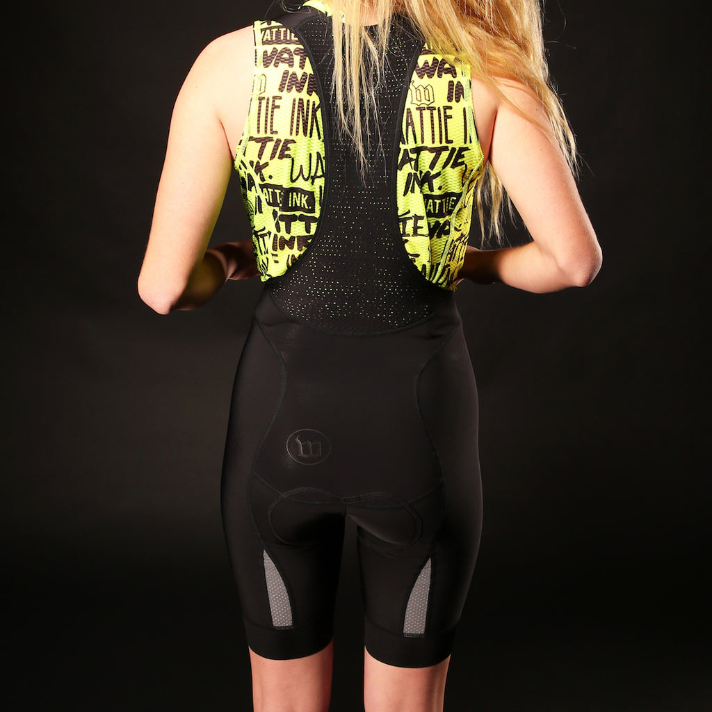 Women's G.O.A.T. Thermal Wind Stop Bib Short