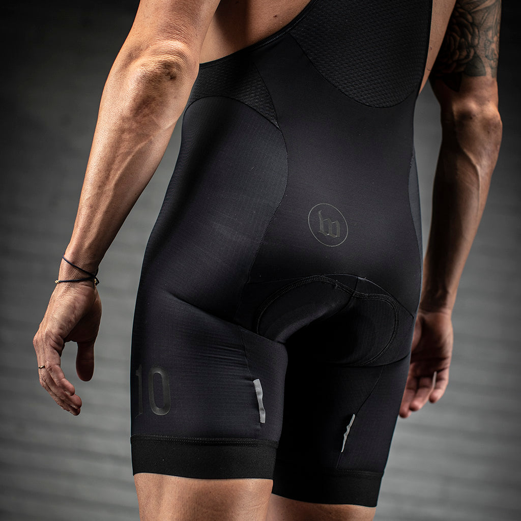 Men's 10th Anniversary Bib Shorts