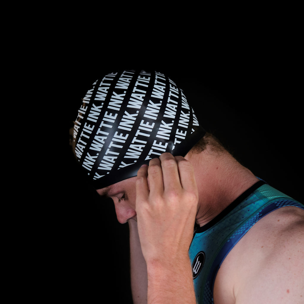 Contender Swim Cap - The W
