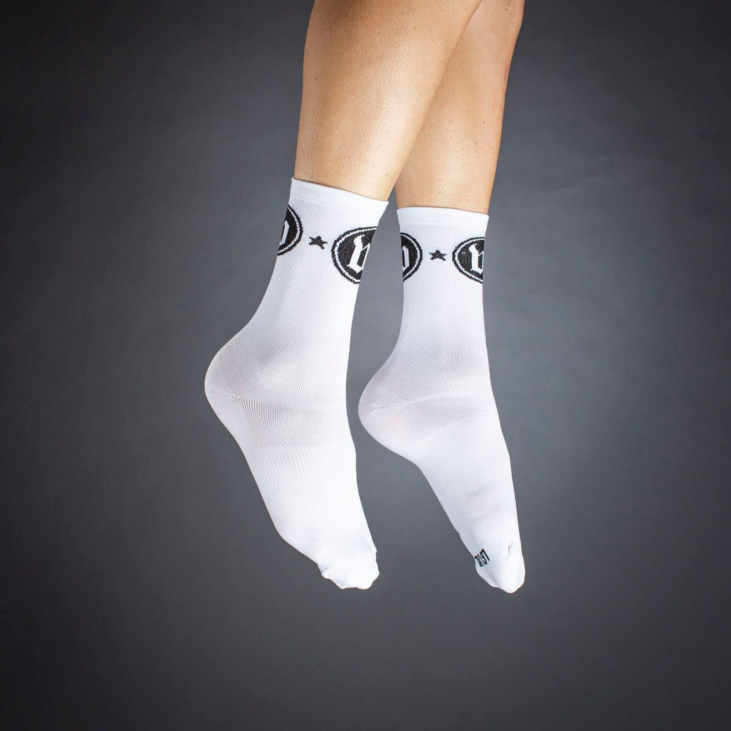 The W Classic White Socks