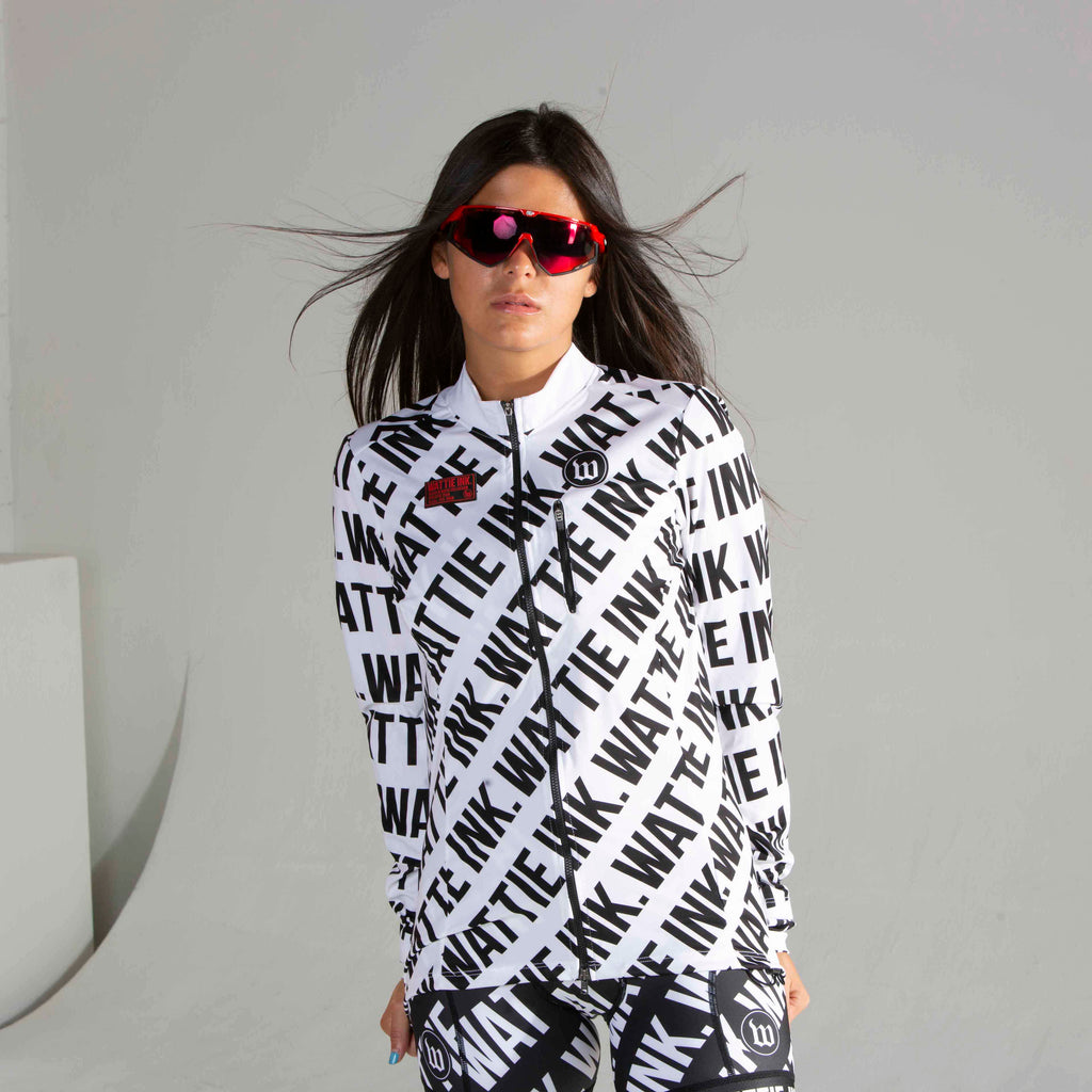 Black + White Collection Double Threat Women's Jacket - The W