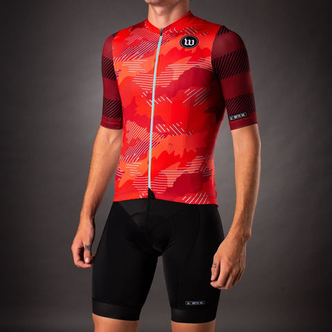 Men's Recon Contender 2.0 SS Cycling Jersey - Titan