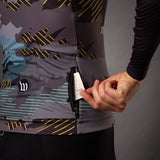 Women's Recon Contender 2.0 Long Sleeve Cycling Jersey - Charcoal