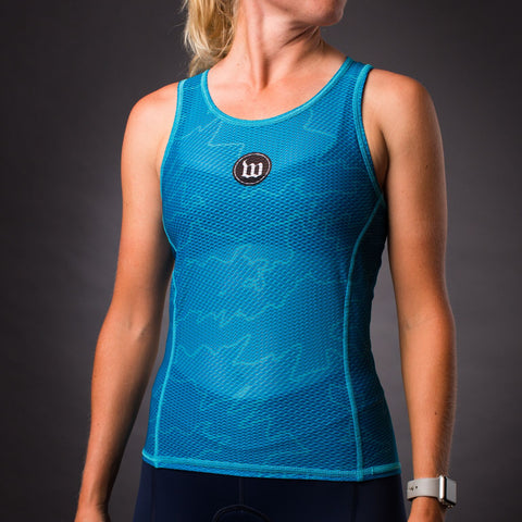 Women's Recon Base Layer - Teal