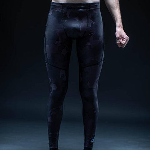 Men's Contender Utility Tight - Midnight Camo