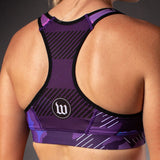 Women's Recon Contender 2.0 Race Bra - Purple