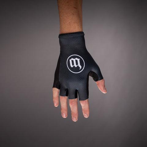 Classic Black - All Road cycling Glove