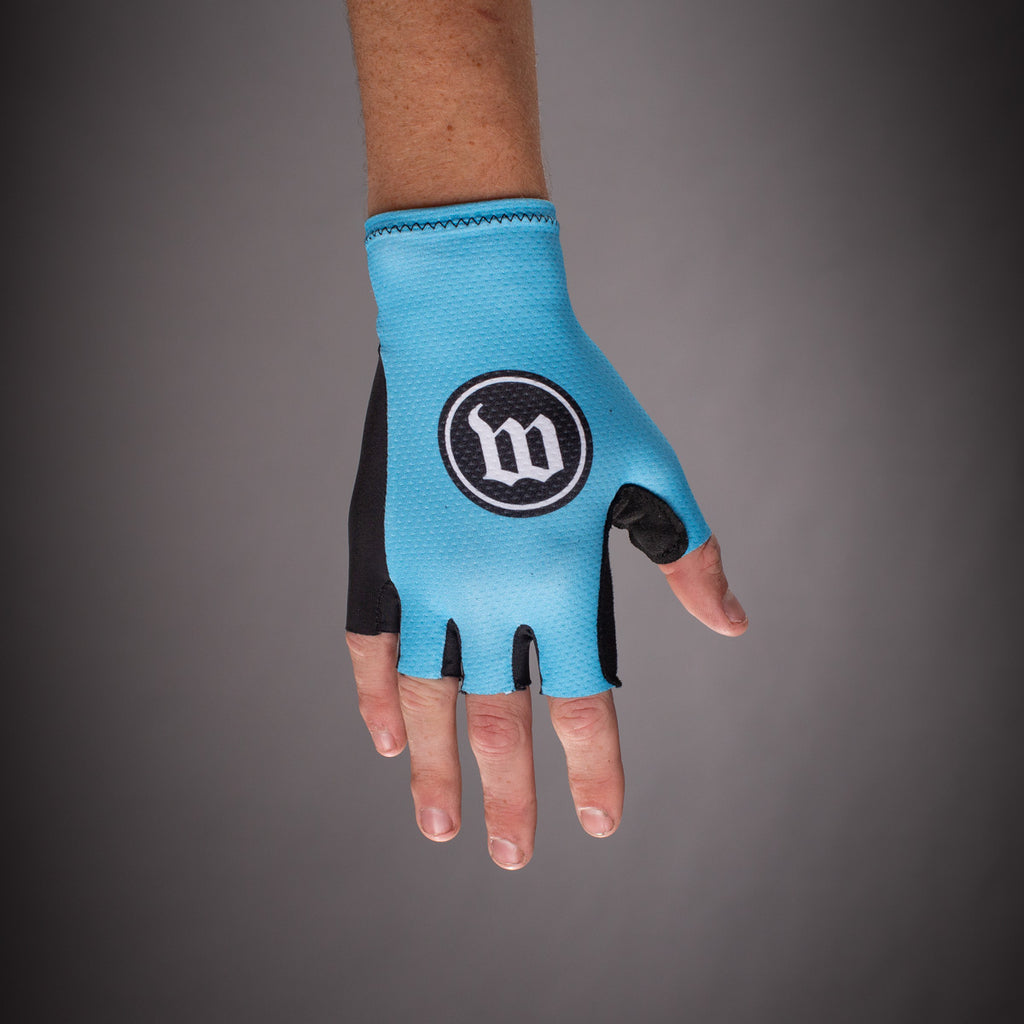 Classics All Road Gloves - Flo Blue
