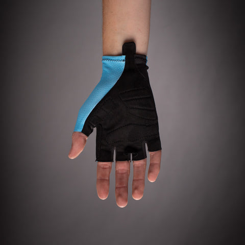 Classics All Road Gloves - Flo Blue-hover
