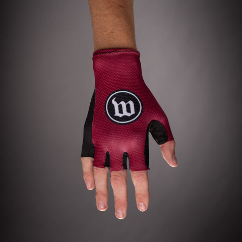 Classics All Road Gloves - Cranberry