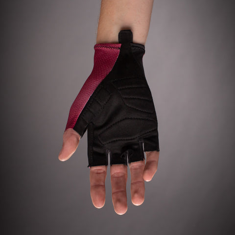 Classics Collection All Road Gloves - Cranberry