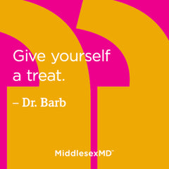 Give yourself a treat.