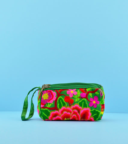 La Isla Bonita Makeup Bag