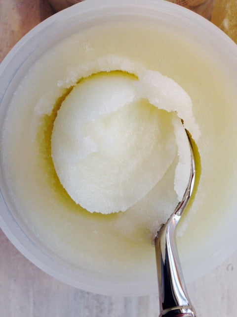 Sea Salt & Sugar Scrub