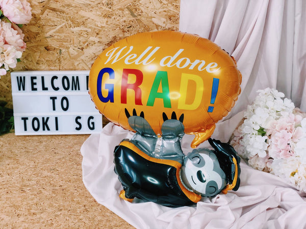 Graduation Balloons Collection