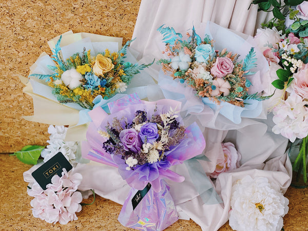 Toki Featured Products: Graduation, Proposal, Customised bouquets — TOKI