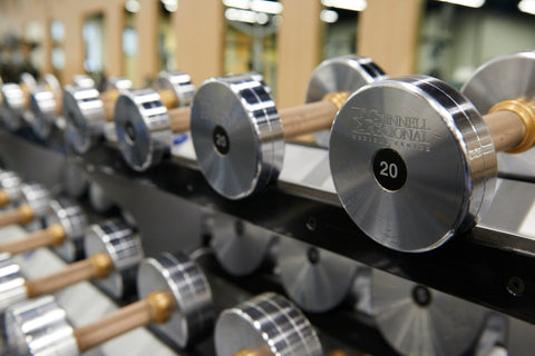 Fitness Centers Turn to Antimicrobial Copper to Protect Athletes