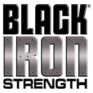 Black Iron Strength Logo