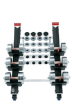 Poles Apart® Adjustable Dumbbell Set