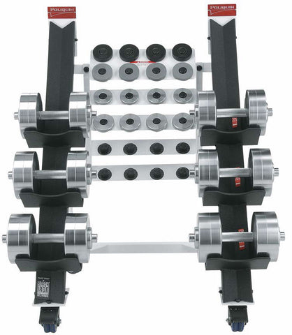 Poles Apart® Adjustable Dumbbell Set - Heavy Set #2
