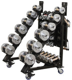 Wedge 40 - Poles Apart® Adjustable Dumbbells