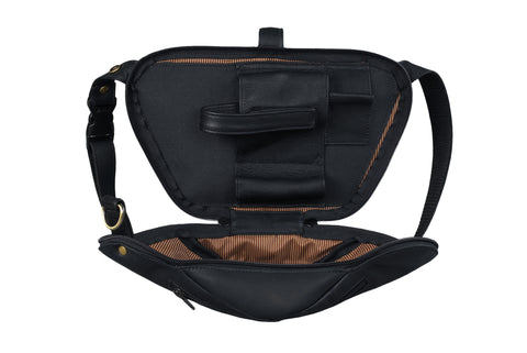 Leather Gun Fanny Pack
