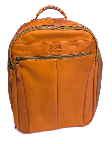 MALAY Leather Back Pack