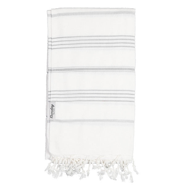 Everyday Standard White Base Towel