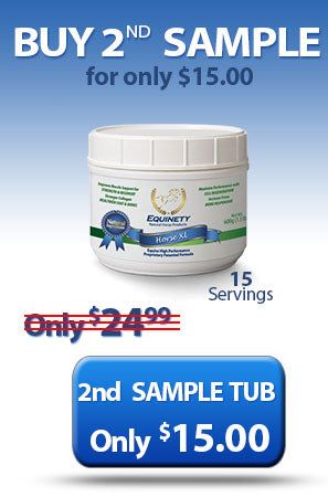 Equinety Sample Tub 100g (15 Day Supply)
