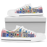 Woman of God Low-Top Shoe