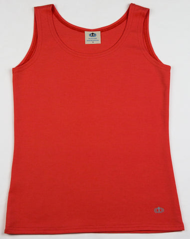 Culcutta Fitted tank - an athletic shirt that is part of our Catholic apparel line