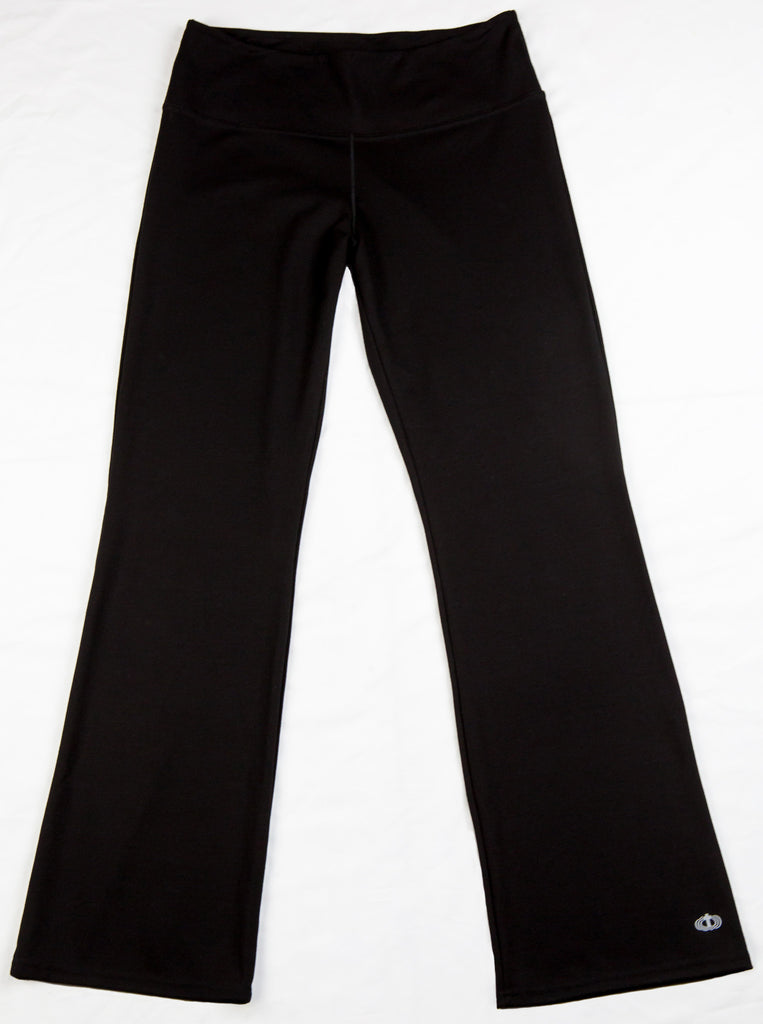 Gianna Pant - a relaxed fit pant that is part of our Catholic apparel line