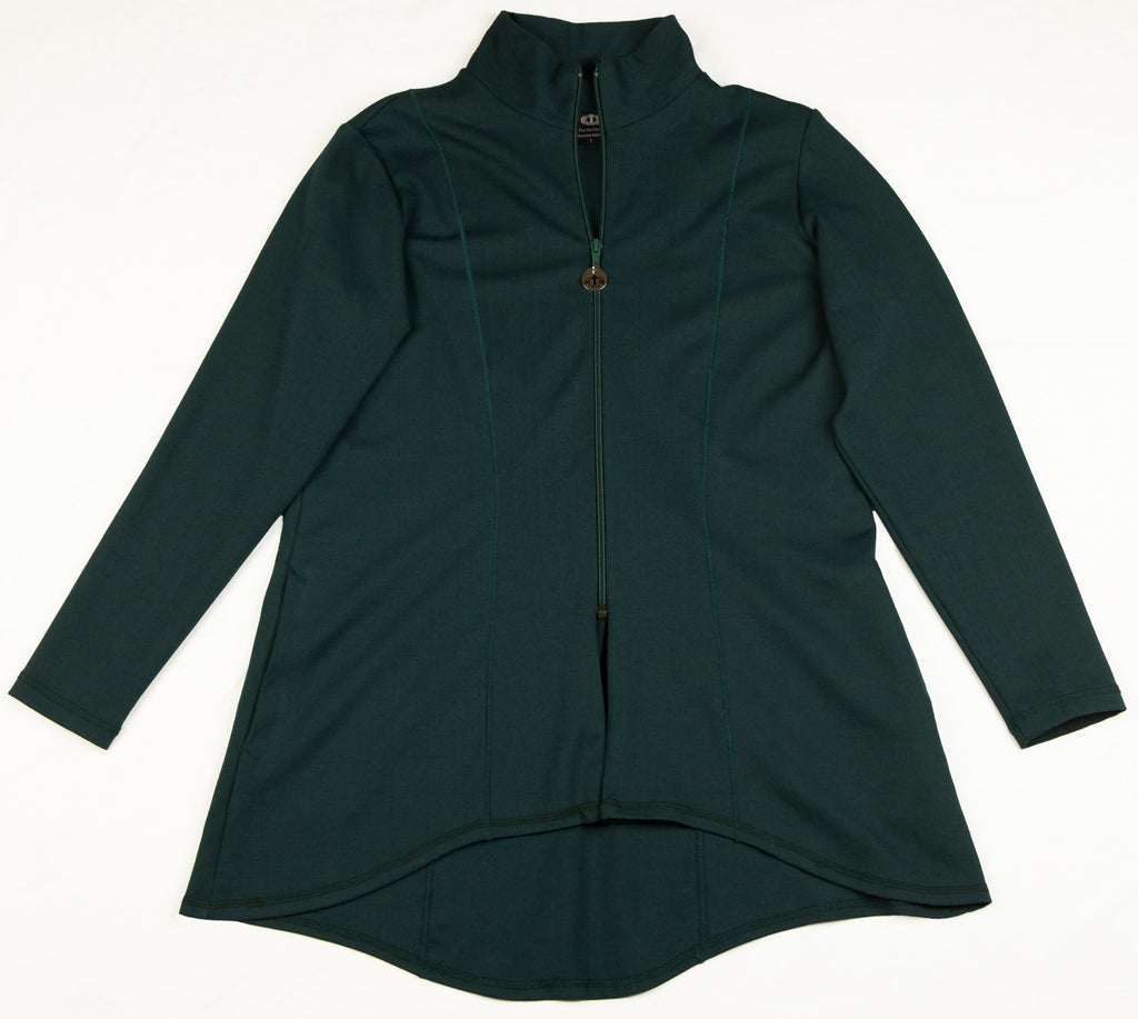 Goretti Jacket - an athletic jacket that is part of our Catholic apparel line