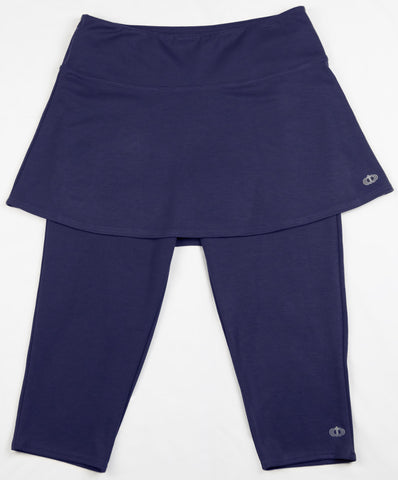 Joan of Arc Capri Active Set - an athletic capri set that is part of our Catholic apparel line