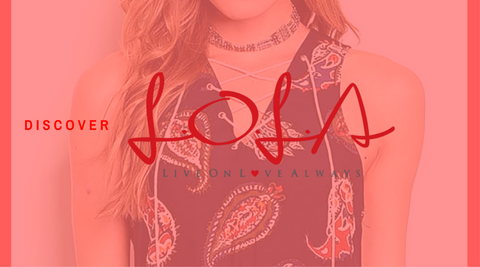 Life is short. Your options for affordable fashion shouldn't be. Discover Lola has great options with you in mind....