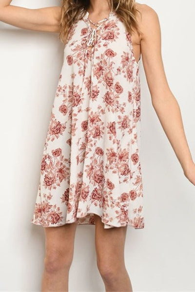 Sedona Tie Up Dress