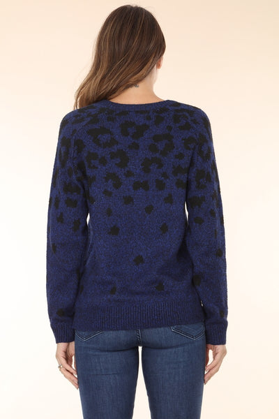 Ashley Leopard Sweater