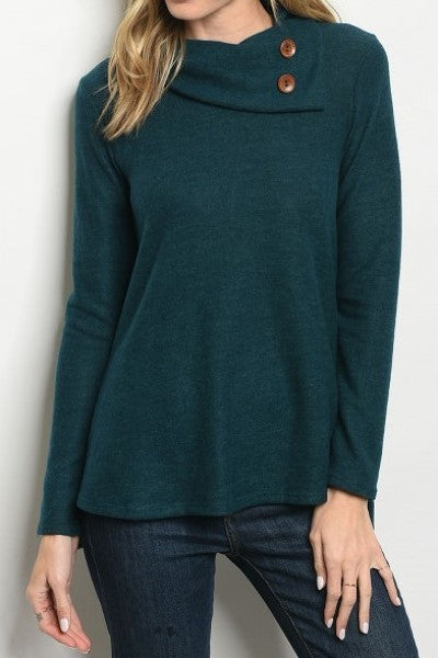 Emerald Sweater