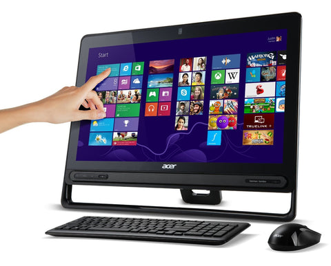 "Acer All-In-One 23"" 2.10 GHz Dual-core"