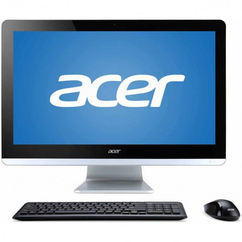 "Acer All-in-One Computer 19.5"", 4 GB Ram, 500 GB HDD, Intel Celeron N3150 1.60 GHz, Full HD, Windows 10 Home - AZC-700G-UW61"