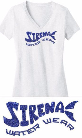Original Sirena V-Neck- White