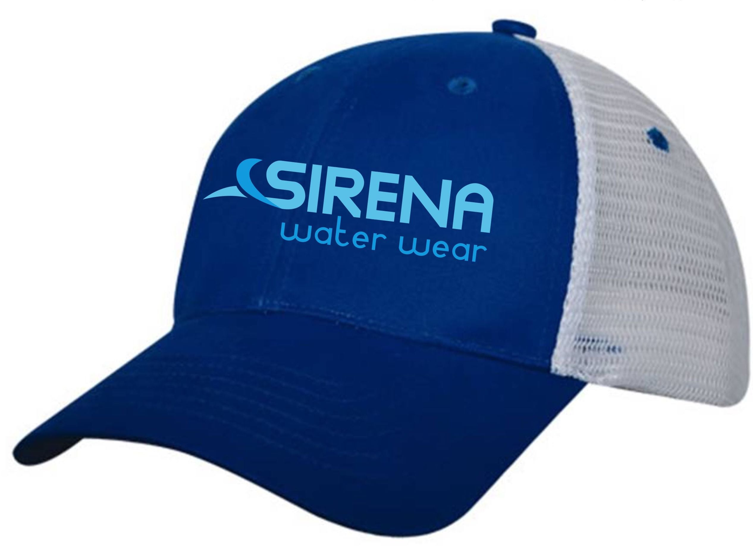 Original Trucker Hat - Sirena Logo – Sirena Water Wear 19050a501d2
