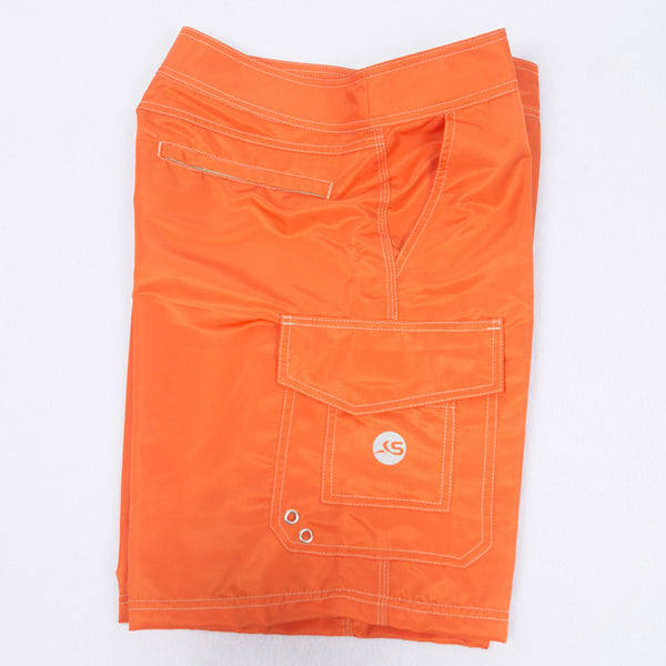 Men's Sea Legs - Sunset Orange