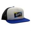 Sirena Retro Trucker Foam Hat -Blue