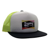 Sirena Retro Trucker Foam Hat -Green