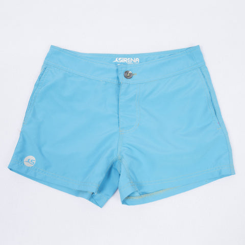 Women's Shorties - Lagoon